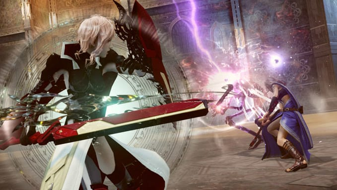 Lightning Returns Final Fantasy 13 for Xbox 360 and PlayStation 3 at GAME