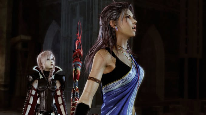 Lightning Returns: Final Fantasy XIII Screenshot 02