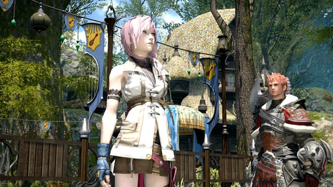 Lightning Returns: Final Fantasy XIII Screenshot 05