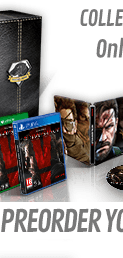 Metal Gear Solid V: The Phantom Pain Collector's Edition Only at GAME for PS4