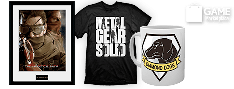Metal Gear Solid V: The Phantom Pain Merchandise