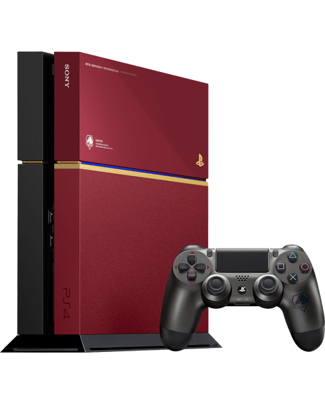 Metal Gear Solid V: The Phantom Pain Limited Edition PlayStation 4 500GB Console