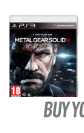 Metal Gear Solid V: Ground Zeroes (PS3)