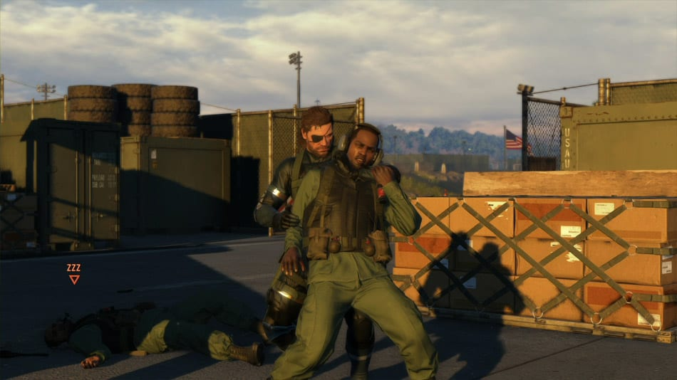 Metal Gear Solid V: Ground Zeroes Screenshot 03
