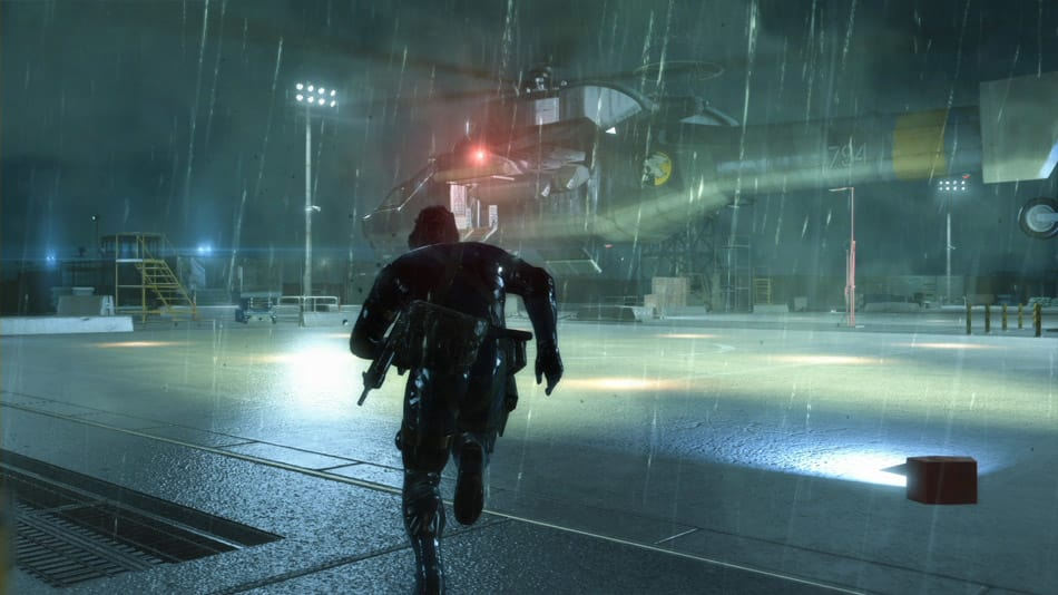 Metal Gear Solid V: Ground Zeroes Screenshot 04