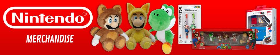Nintendo Merchandise