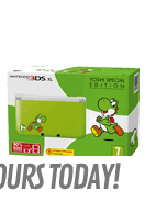 Yoshi New Island & 3DS Console