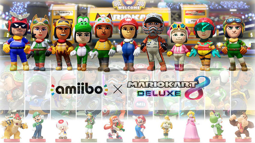 Find Out More Amiibo