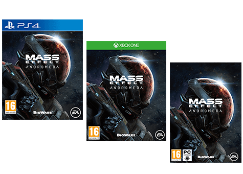 Mass Effect Andromeda Standard Edition