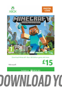 Minecraft (Xbox LIVE)
