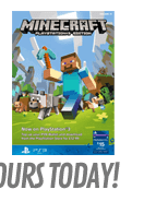 Minecraft(PlayStation Network)
