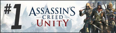 Number One - Assassin's Creed Unity