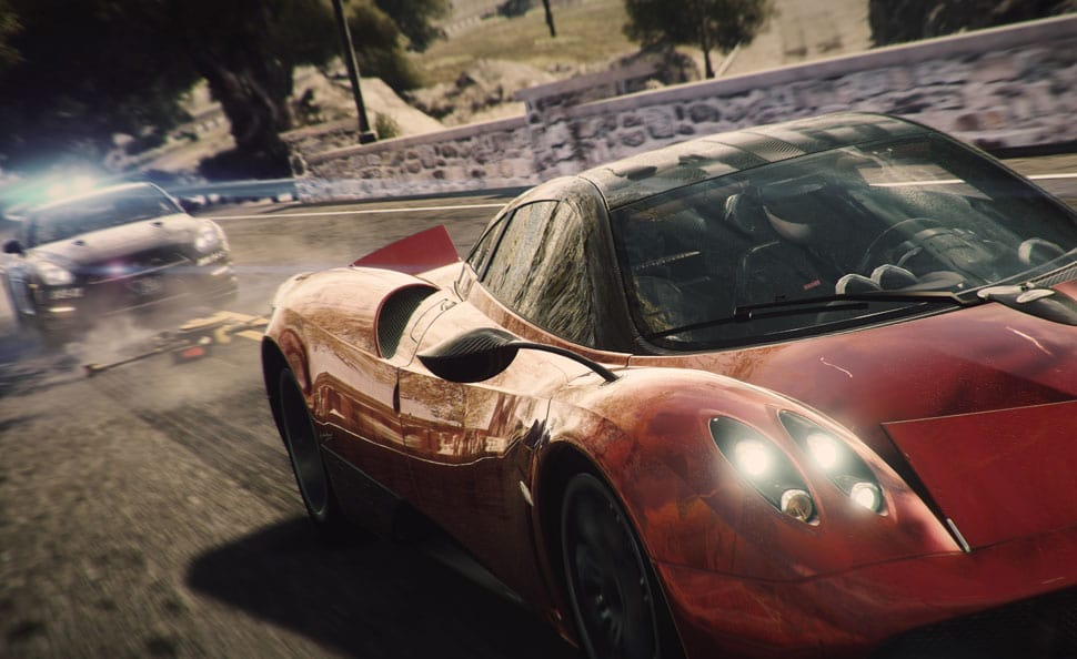 Need For Speed: Rivals Screenshot 01
