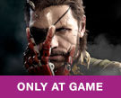 Metal Gear Solid V: The Phantom Pain – Find out more at GAME.co.uk!