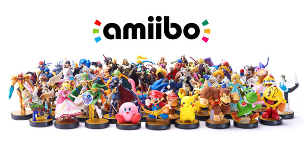 Nintendo Switch Amiibo