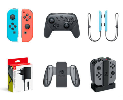 Nintendo Switch - Accessories