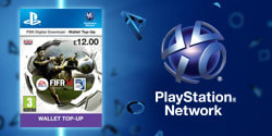 FIFA 14 Ultimate Team Wallet Top Up