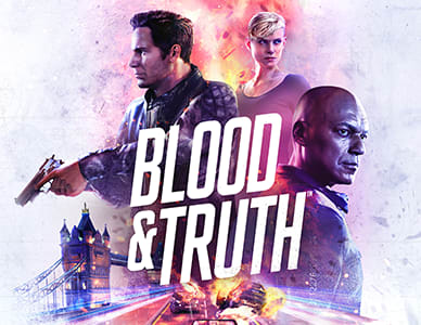 Out in May - Blood and Truth