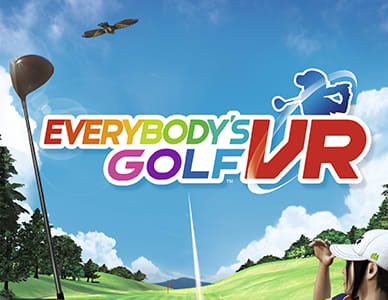 Out in May - Everybody's Golf VR