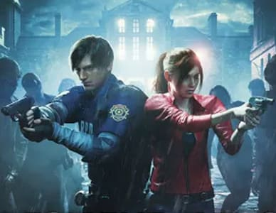 Out in January - Resident Evil 2 Remake
