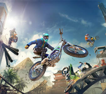 Out in February - Trials Rising Gold