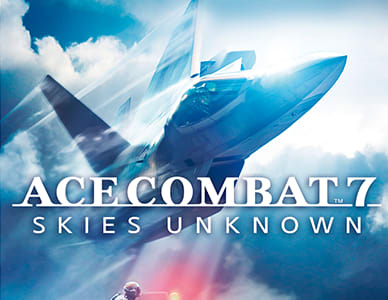 Out in January - Ace Combat 7