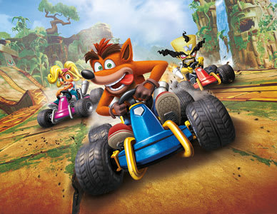 Out in June - Crash Team Racing Nitro Fueled