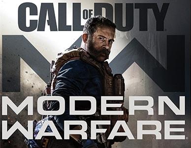 Top Pre-Orders - Call of Duty: Modern Warfare