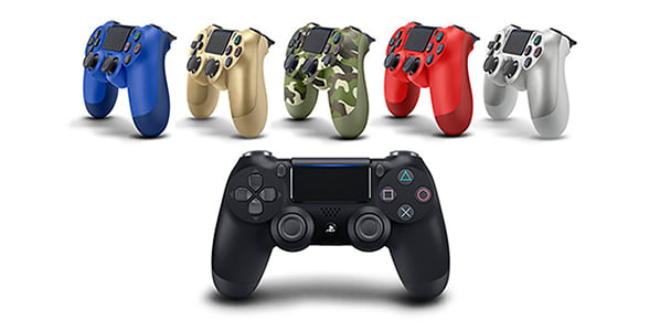 PlayStation DUALSHOCK 4 Controllers