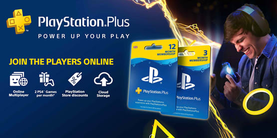 PlayStation Plus Subscriptions