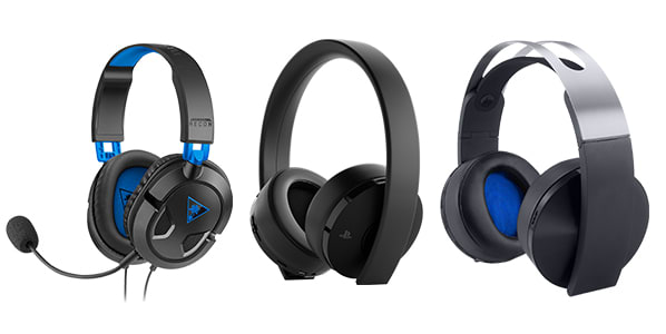 PlayStation Headsets