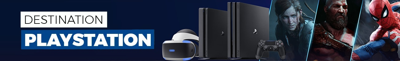 Playstation 4 Consoles and Games