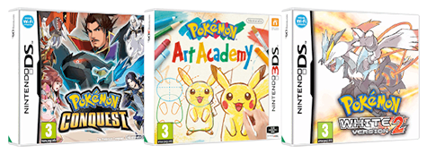 Pokemon Games to Buy Now at GAME.co.uk