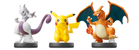 Pokemon amiibo