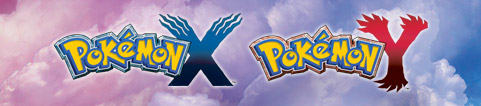 Pokemon X & Y
