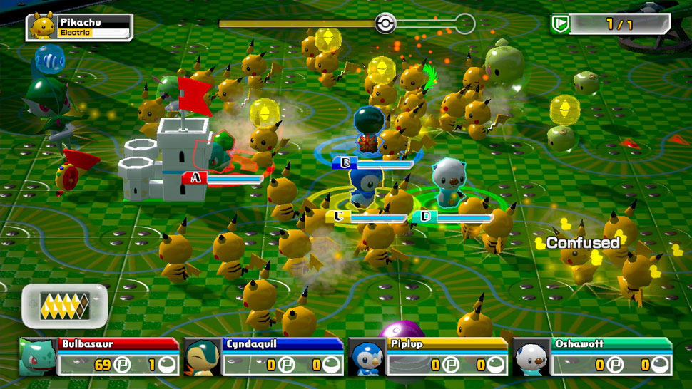 Pokémon Rumble U screenshot 05