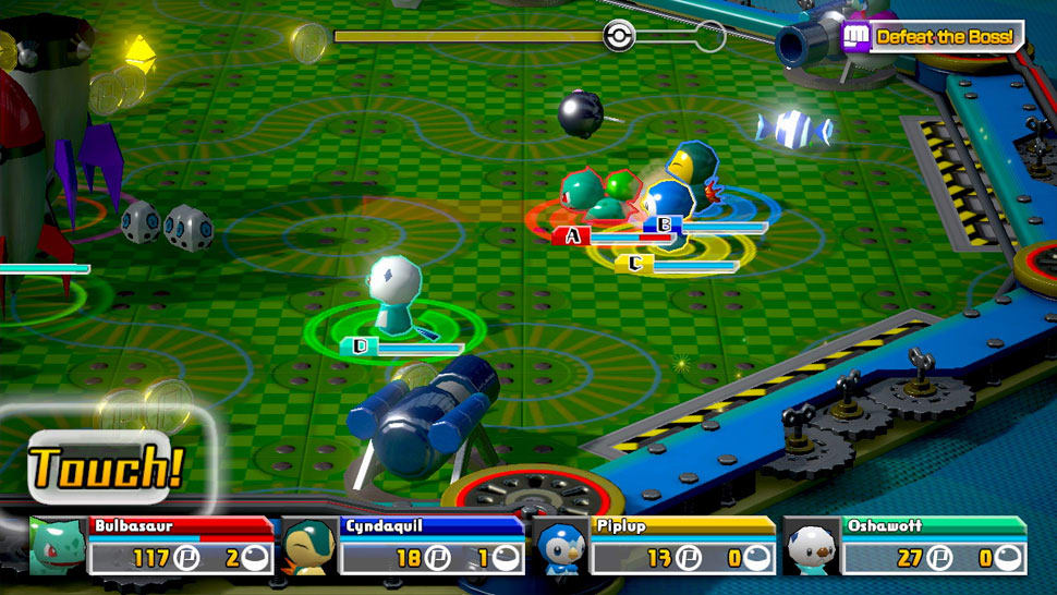 Pokémon Rumble U screenshot 06