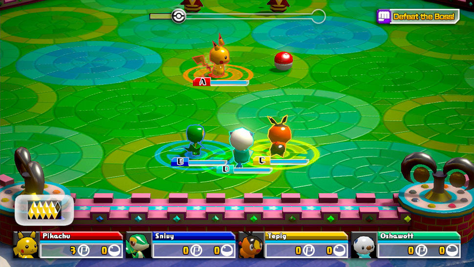 Pokémon Rumble U screenshot 08