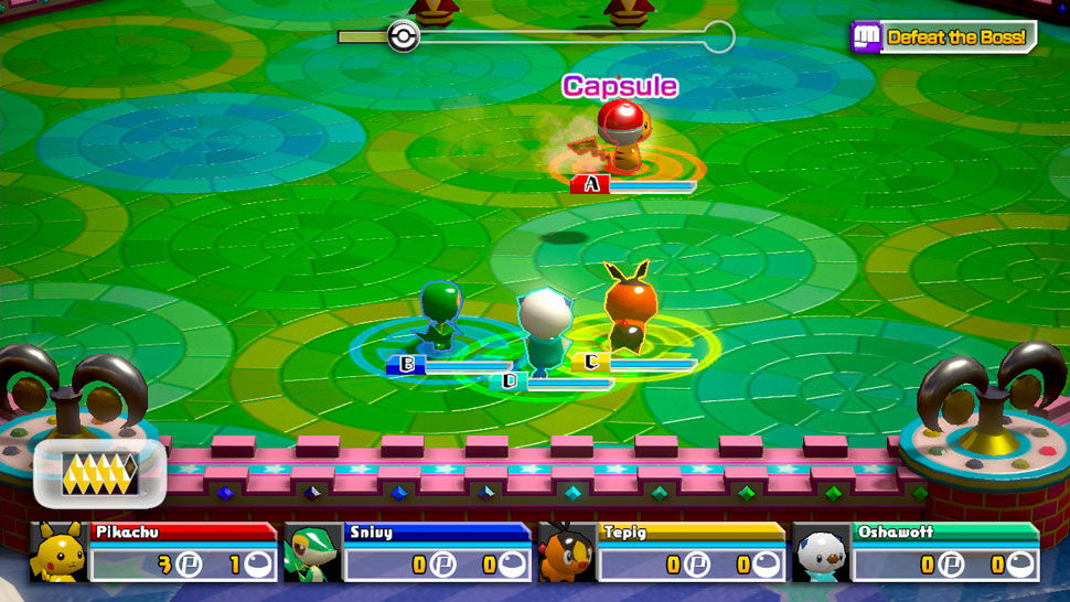 Pokémon Rumble U screenshot 09