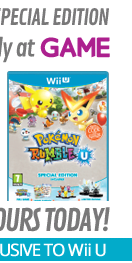 Pokémon Rumble U Special Edition (Wii U)