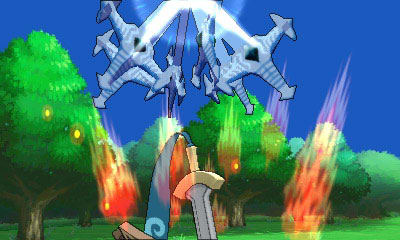 Pokémon X & Pokémon Y Screenshot 09