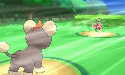 Pokémon X & Pokémon Y Screenshot 10
