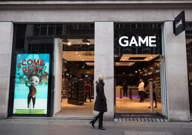 Game Stores & Belong Arena's