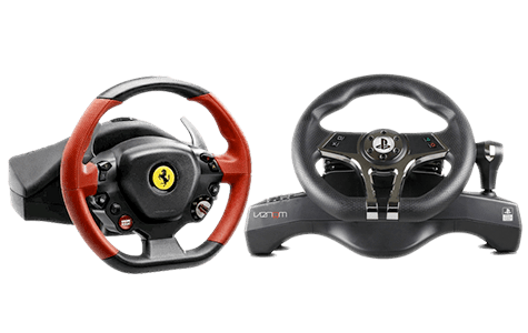 Project CARS Accessories