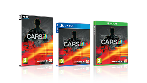 Project CARS Standard Edition