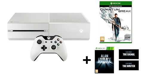 Quantum Break Xbox One Consoles