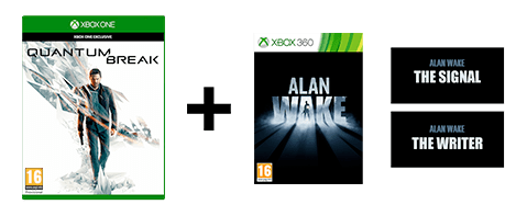 Quantum Break - Xbox One Exclusive