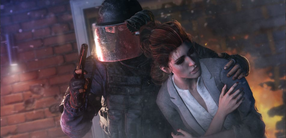 Rainbow Six: Siege Screenshot