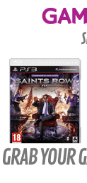 Saints Row IV GAME Exclusive Special Edition (PS3)