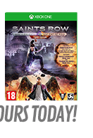 Saints Row IV GAME Exclusive Special Edition (Xbox 360)